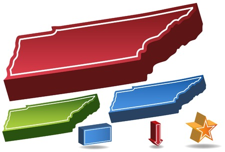 Tennessee State Vector