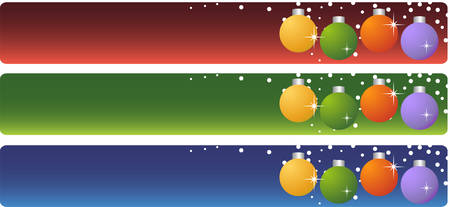 Ornamentbanner