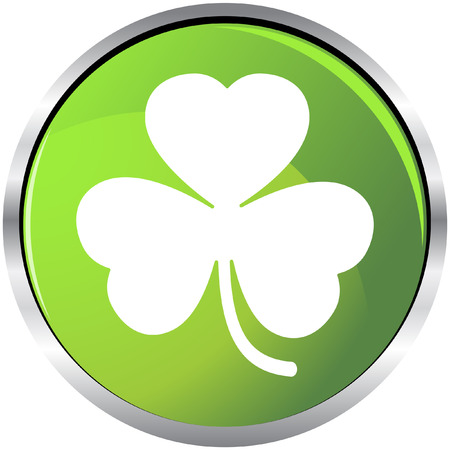Clover Icon vector illustration image scalable to any size.
