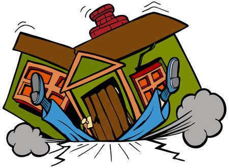 Image based on the phrase,  Ilustração