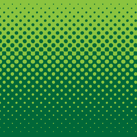 linear halftone tone background green with dot pattern.