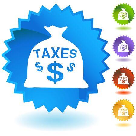 Taxes Vector