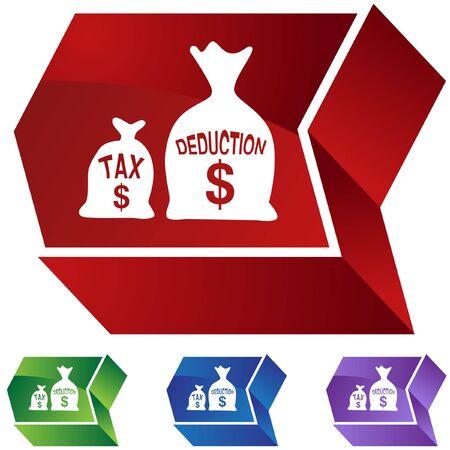 Tax Deduction Vector