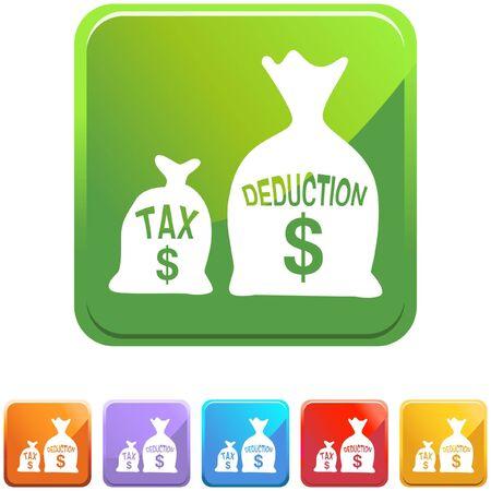 deduction: Tax Deduction Illustration