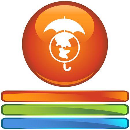 Comprehensive Insurance Stock Vector - 6830327