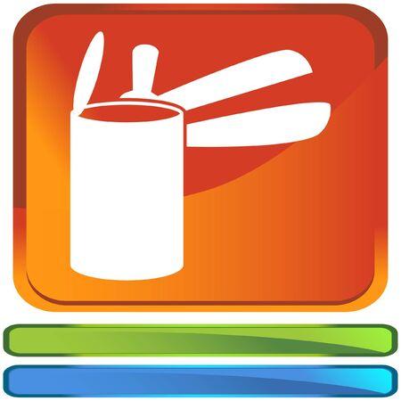 オープナー: 缶切り