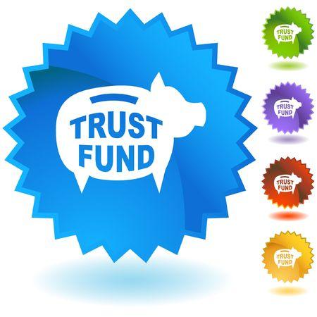 Trust Fund Vector