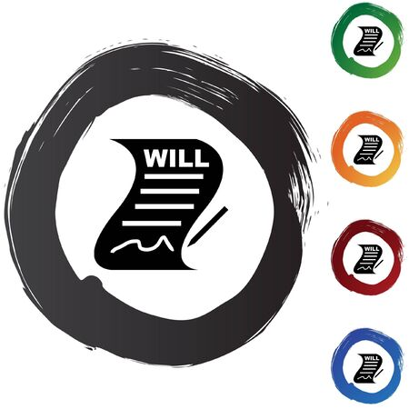 signed: Signed Will Illustration