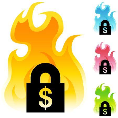 Financial Lock