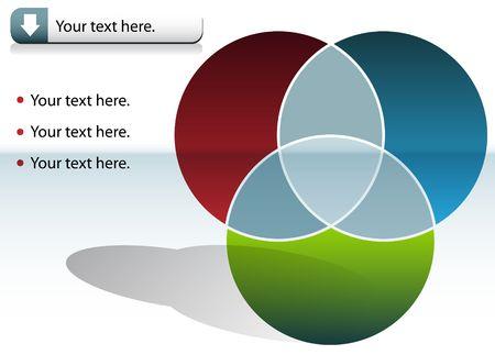 Circle Chart Stock Photo - 7087073
