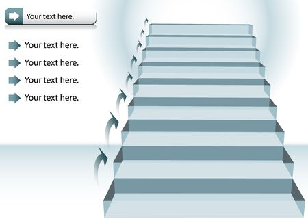 Staircase Chart