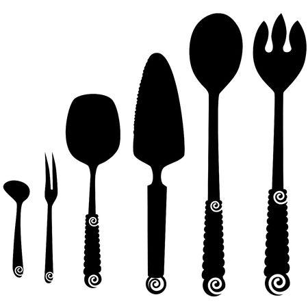 Tableware Serving Utensils
