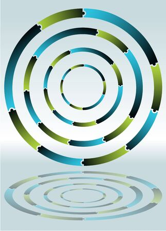 Puzzle Wheel Levels