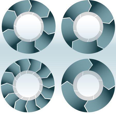 Blank Wheel Set photo
