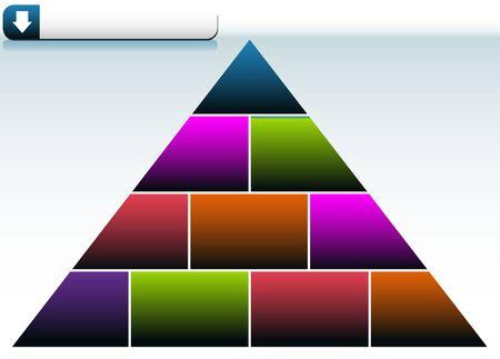 Triangle Background photo