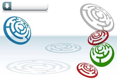 Maze Icons
