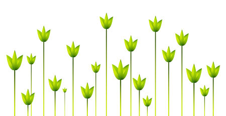 Tree Leaves Ilustracja
