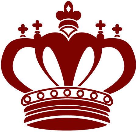 King Crown Illusztráció