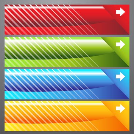 web: An image of slash web banners.