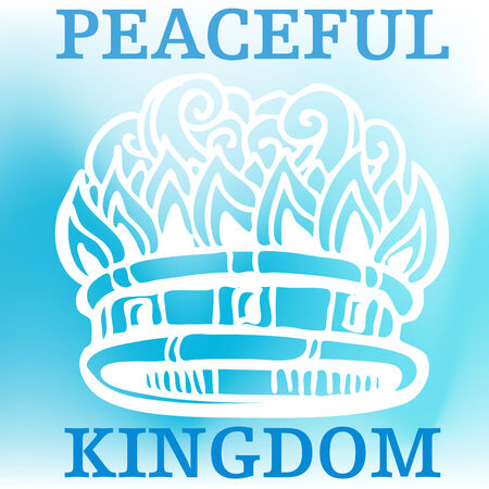 prince of peace: An image representing a peaceful kingdom.