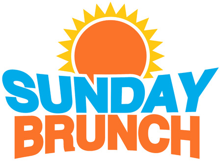 brunch: An image of a sunday brunch message.