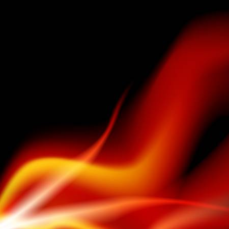 An image of a plasma energy flame background. Stock Vector - 9405033
