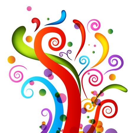 konfeti: An image of a set of celebration confetti elements.