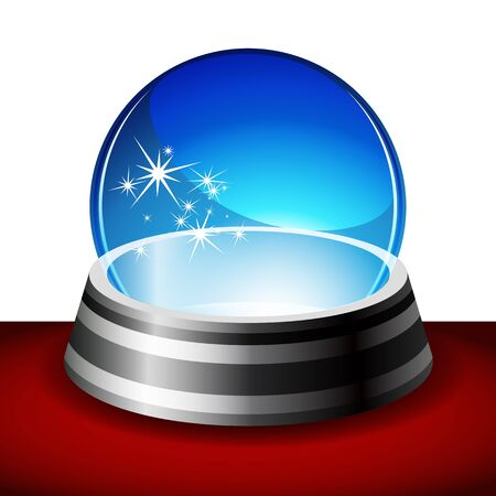 An image of a crystal ball.