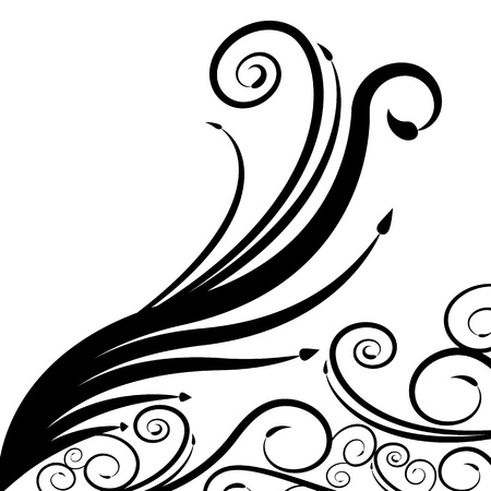 scrolling: An image of a swirl arrow spiral background.