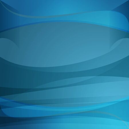 overlapping: An image of a blue transparency wave background.