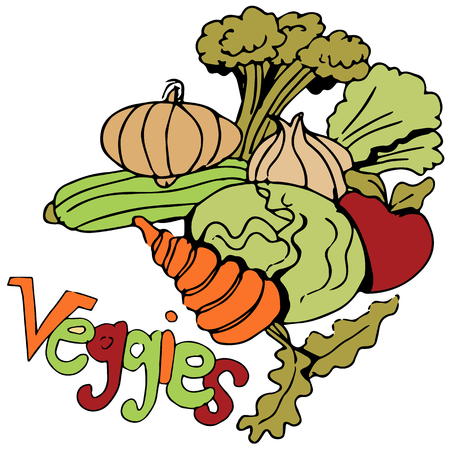 An image of a group of vegetables.