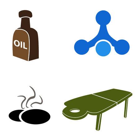 massage icons.