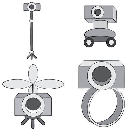 grabber: camera accessories.