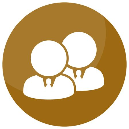 An image of a business partner icon.
