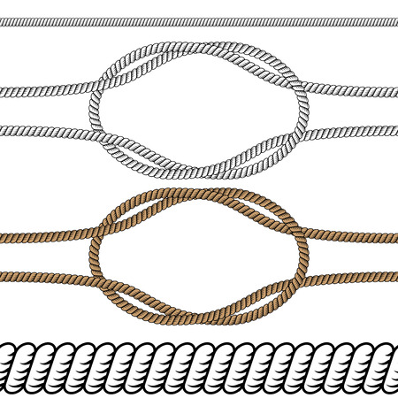knotted rope: An image of a rope background icon.