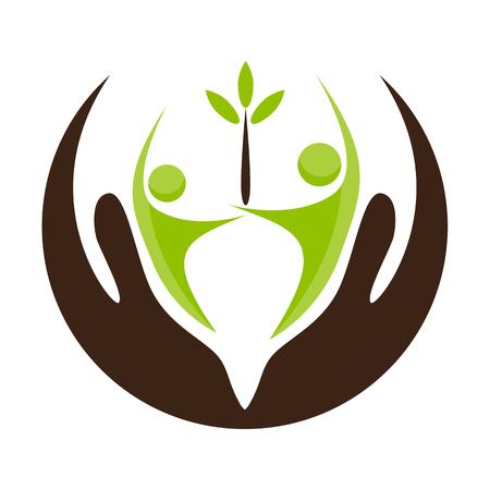 コミュニティ サポート アイコンのイメージ。