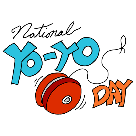 An image of a national yoyo day
