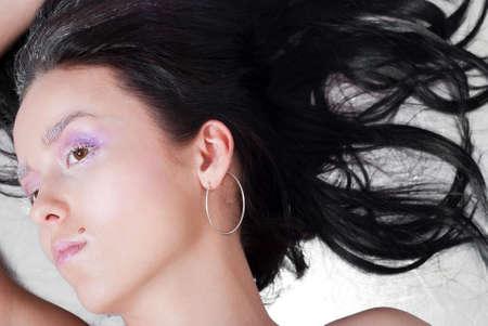 wild hair: