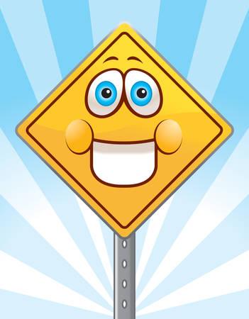 만화 건설 서명 행복 하 고 웃 고입니다.