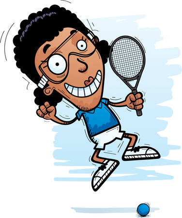 277 racquetball stock illustrations cliparts and royalty free rh 123rf com racquetball racquet clipart Racquetball Animal