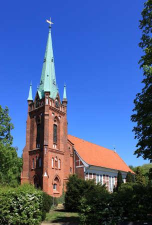 St  Nikolai Church in Hamburg