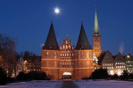 Lübecker Holstentor