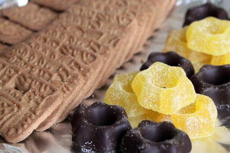 dulces para la Navidad Foto de archivo