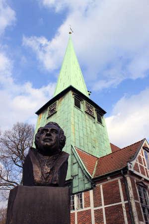 memorial para el compositor Hasse