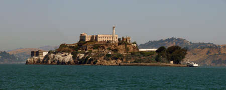 The Rock - Alcatraz Stock Photo - 17300505