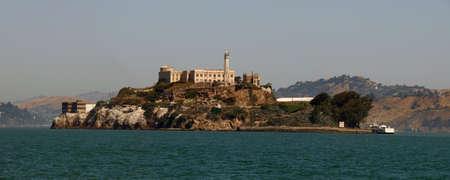 The Rock - Alcatraz Stock Photo