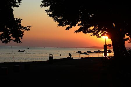seaboard: sunset beach