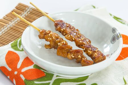 A photo of skewer Stock Photo