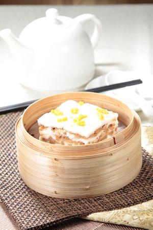 Een keuken foto van dim sum