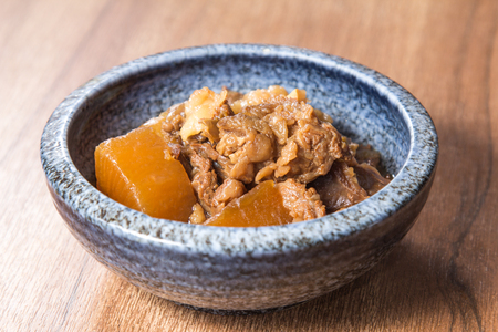 A cuisine photo of braised beef Stock Photo